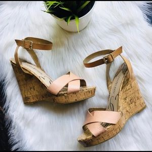 Sam and Libby wedges
